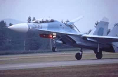 Fighter Su-27 Flanker.  Многоцелевой истребитель Су-27